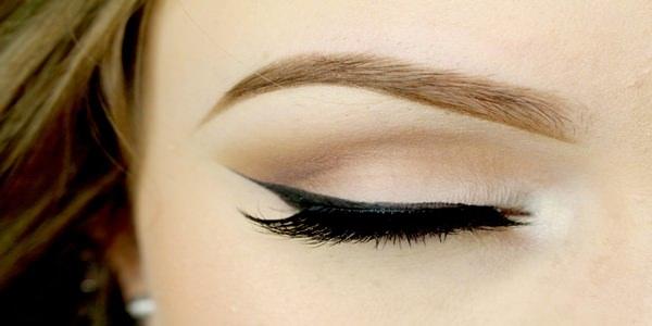 eyeliner nasıl uygulanır