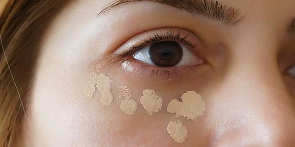 göz altı kapatıcısı concealer nasıl uygulanır